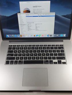MacBook Pro 15 Quad Core 1TB 16GB Ram i7 Dual GFX for Sale in Vancouver,  WA