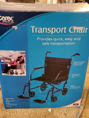 Transport Chair for Sale in Decatur, GA