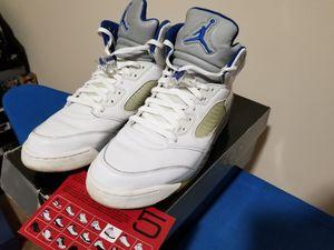Retro Jordan 5 sz 12 for Sale in Greensboro, NC
