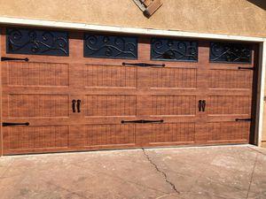 Garage Door Sales and Repairs Venta y Reparaciones de puertas de garajes for Sale in San Bernardino, CA