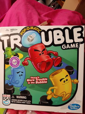 Trouble kids game for Sale in LOS RNCHS ABQ, NM
