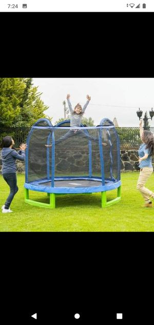 New 7ft trampoline for kids 3 to 10 yrs for Sale in Phoenix, AZ
