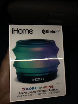 iHome Bluetooth speaker for Sale in Cleveland, OH