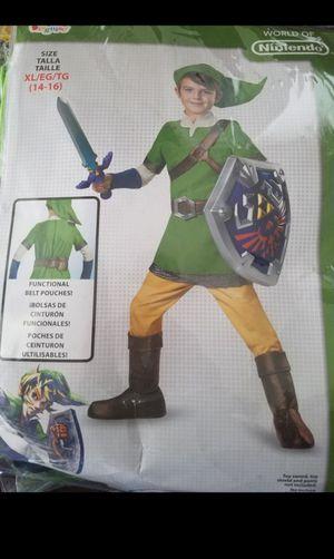 The legend of Zelda costume for Sale in Salt Lake City, UT
