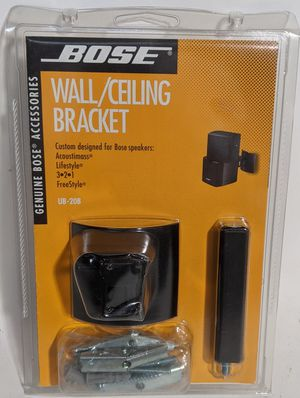 Bose Wall or Ceiling Bracket for Sale in Tampa, FL