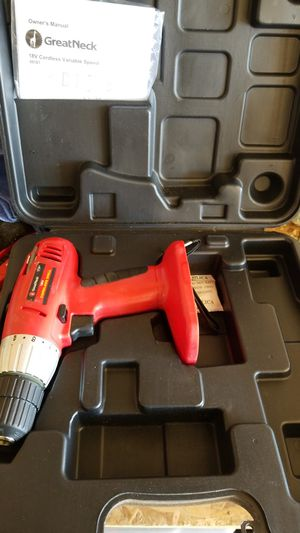 Cordless Drill for Sale in Lakeside, AZ