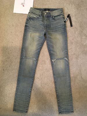 Amiri Jeans for Sale in Colesville, MD