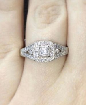 Wedding ring set ( engagement) for Sale in Chicago, IL