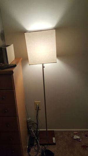 Floor lamp for Sale in Severn, MD