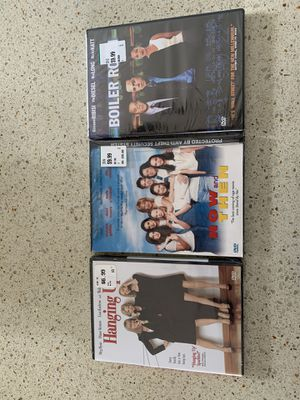 Three new DVD movies never opened for Sale in Anderson, SC