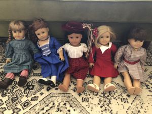 American Girl Doll Collection for Sale in Reston, VA