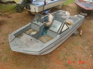 1884 Cimarron model 500 fish and ski boat hull only just $250 for Sale in Dawsonville, GA