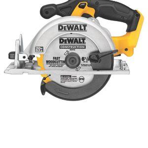 Dewalt Circular Saw Model Dcs393 for Sale in Woodbridge, VA