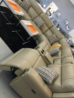 Large Recliner Sectional Sofa for Sale in Las Vegas, NV