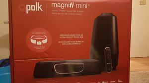 Polk audio magnifi mini for Sale in Salt Lake City, UT