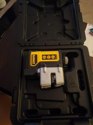 Dewalt laser for Sale in Silver Spring, MD
