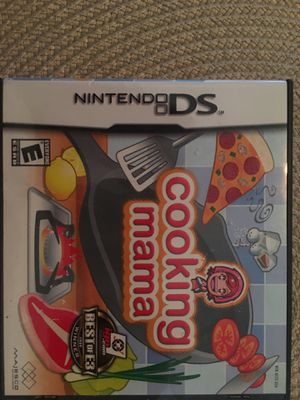 Nintendo ds cooking mama for Sale in Visalia, CA