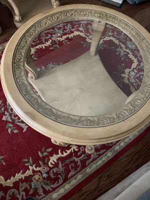 Coffee table & end tables for Sale in Norridge, IL