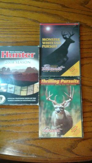 Hunting dvds for Sale in Murfreesboro, TN
