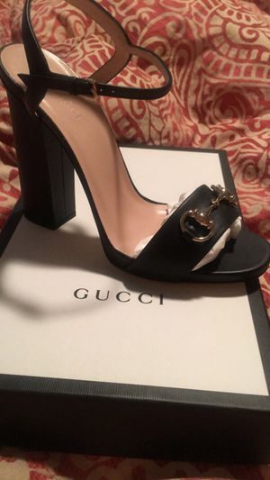 Gucci Shoes 38 1/2 ORIGINAL BRAND NEW for Sale in Visalia, CA