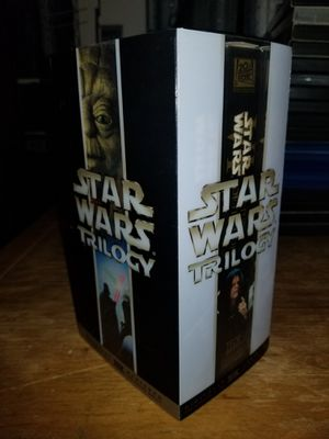 Star Wars Trilogy VHS for Sale in Los Angeles, CA