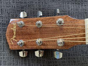 Fender D6 8 acoustic for Sale in Port Arthur, TX