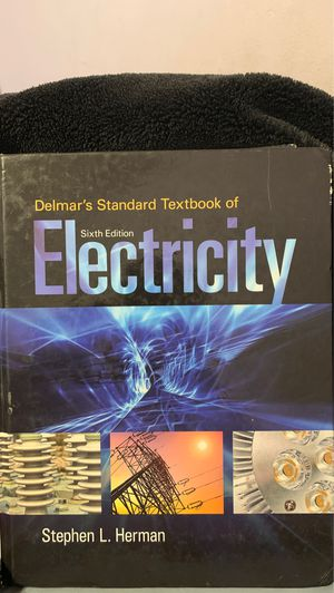 Delmar's standard textbook of electricity for Sale in Los Angeles, CA