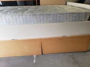 Twin bed with drawers for Sale in San Diego, CA