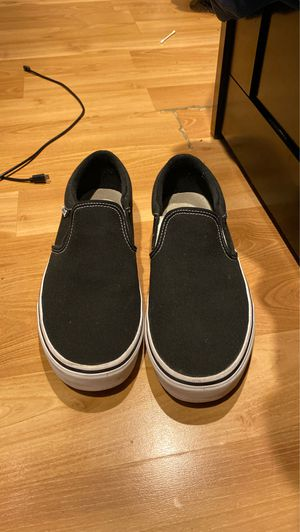 Vans size 9.5 for Sale in Moreno Valley, CA