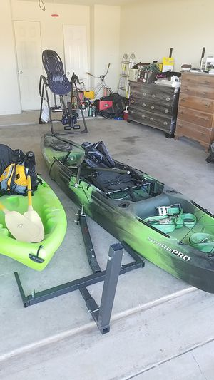 2 Emotion Cruiser & Angler Kayaks for Sale in Abilene, TX