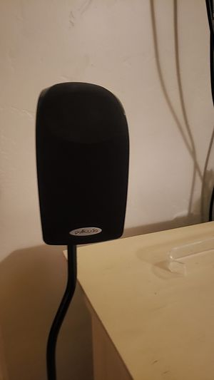 Polk audio speaker/stand for Sale in Riverton, UT