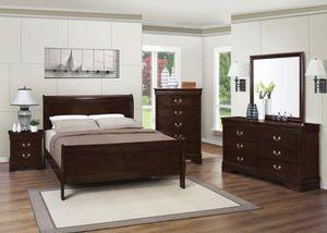 4Pc Queen Bedroom Set for Sale in Antioch, CA