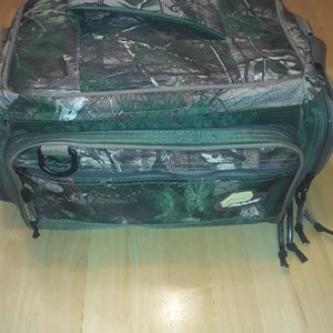 Plano Camo Fishing Bag for Sale in Sandy, OR
