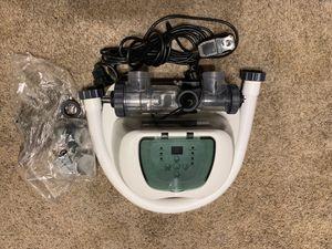 Intex ECO5110 Krystal Clear Saltwater System Electrocatalytic Oxidation 7000-gal for Sale in Arlington, TX