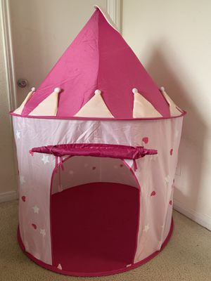 Princess Castle Play Tent for Sale in Herndon, VA