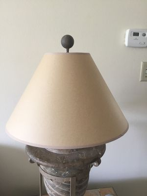 Wayfair Empire lamp shade by Winston Porter for Sale in Dayton, OH