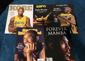 Kobe Bryant magazine for Sale in Los Angeles, CA
