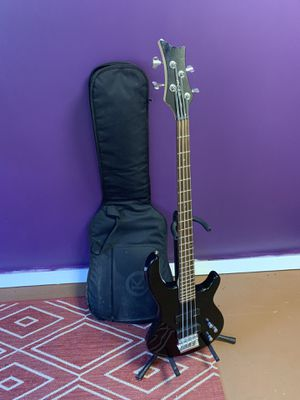 Bass guitar - Dean Edge - gig bag included for Sale in Nashville, TN