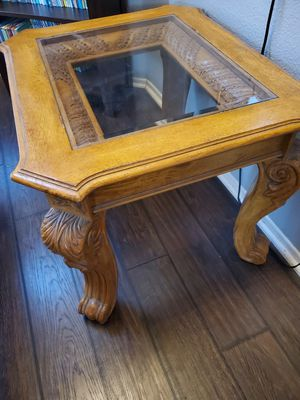 Coffee table and end tables for Sale in Rancho Cucamonga, CA