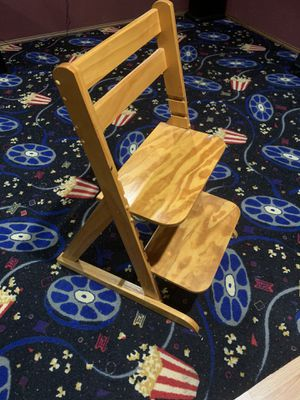 Adjustable high-chair/booster seat for Sale in Silver Spring, MD