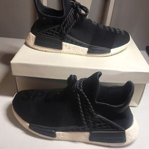 Adidas Human Race Black Sz 9.5 for Sale in Wake Forest, NC