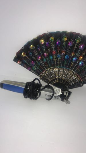 Hair Straightener & Hand Fan for Sale in Chula Vista, CA