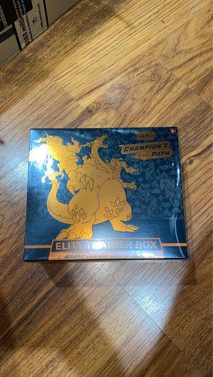 Pokemon TCG: Champion's Path Elite Trainer Box, Multicolor for Sale in Fullerton, CA