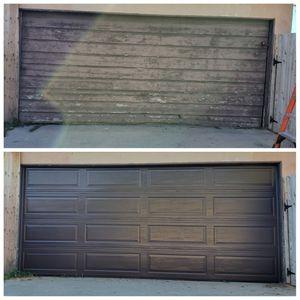 Garage doors repair for Sale in Garden Grove, CA