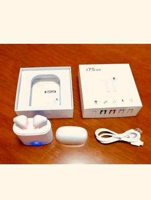 Wireless earbuds - headphones - white - AirPod style! New pickup in Elizabeth today for Sale in Roselle, NJ