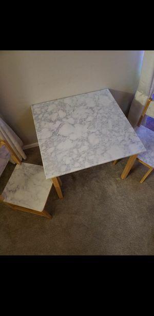 Kid kraft kids table school table/small desk for Sale in Phoenix, AZ
