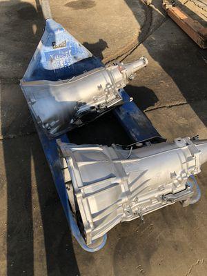 4l60e 4l65e 700r4 4l80 6l80 2wd 4x4 transmission for Sale in Farmersville, CA