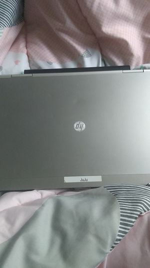Gray windows computer with charger($600) for Sale in Cleveland, OH