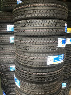 14 ply trailer tires for Sale in Pflugerville, TX