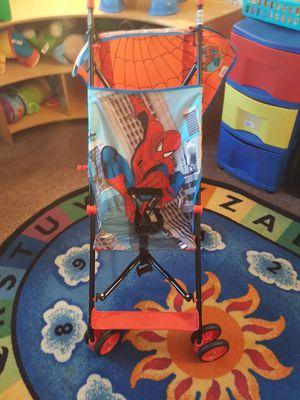 Spider man stroller for Sale in Richmond, VA